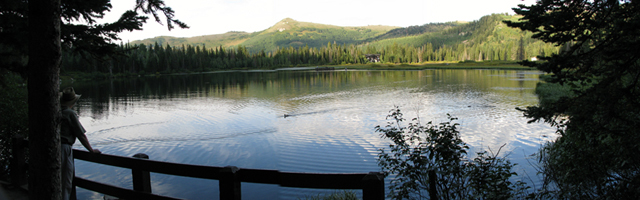 Silver Lake Evenings